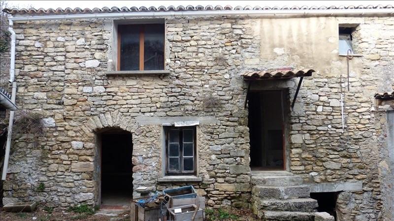 Vente maison / villa Vaison la romaine 255000€ - Photo 2