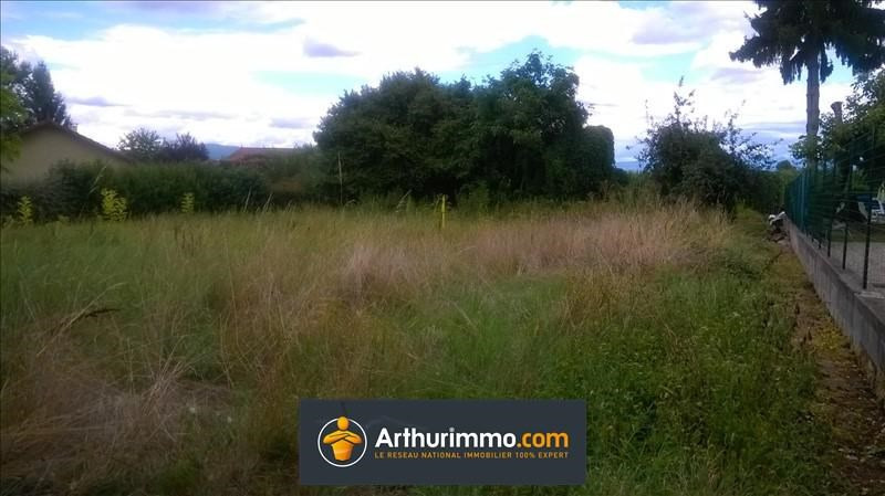 Sale site Morestel 76 000€ - Picture 4