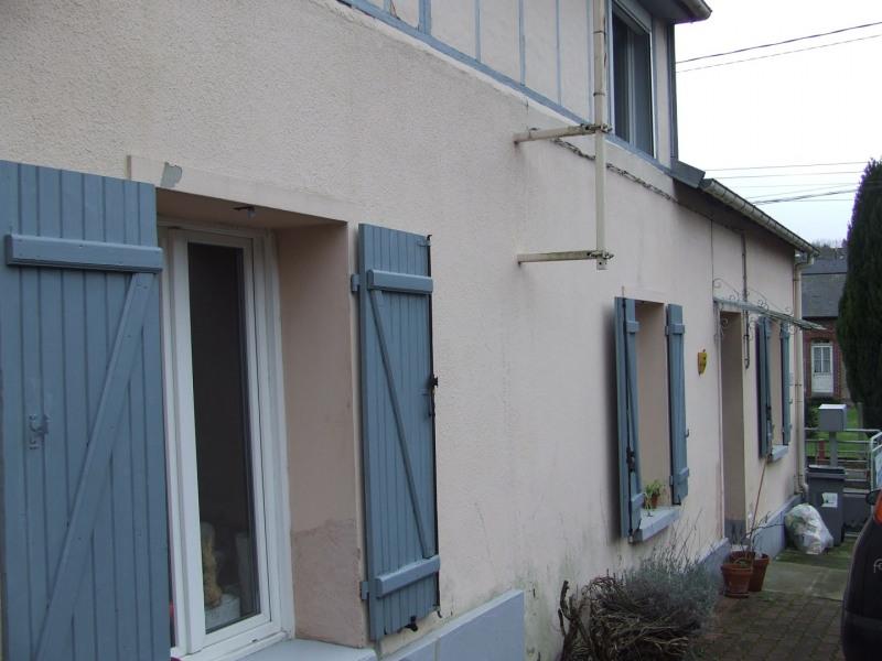 Vente maison / villa Notre dame de bondeville 160000€ - Photo 1