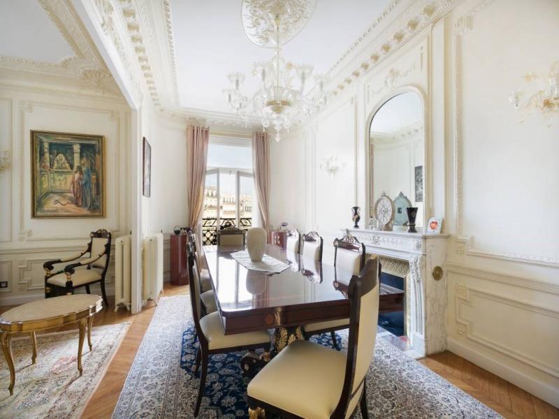 Revenda residencial de prestígio apartamento Paris 8ème 3650000€ - Fotografia 3