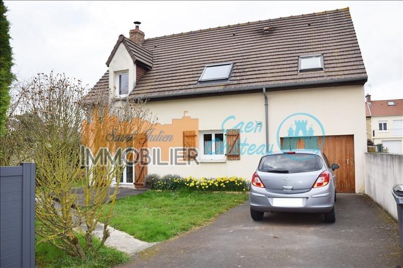 Vendita casa Demouville 244680€ - Fotografia 1