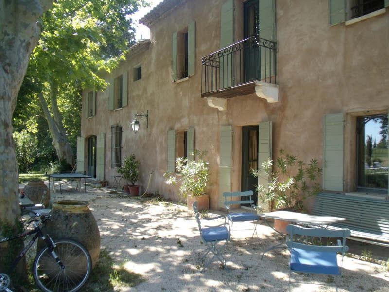 Venta de prestigio  casa Montfavet 835000€ - Fotografía 3