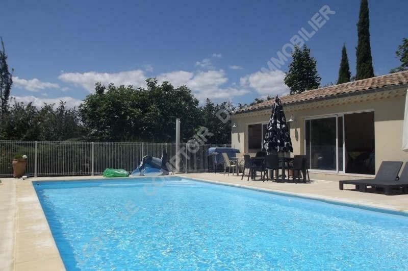 Vente de prestige maison / villa Montelimar 610000€ - Photo 1