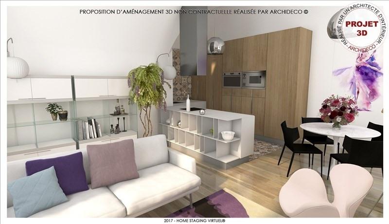 Vente appartement Metz 162000€ - Photo 1