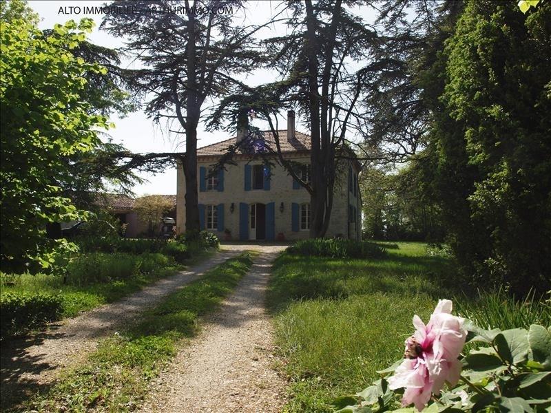 Sale house / villa Agen 349800€ - Picture 1