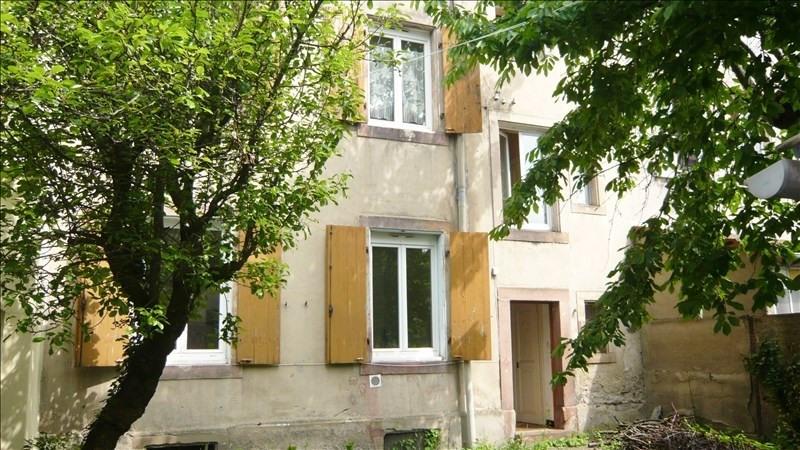 Sale building Mulhouse 219000€ - Picture 1