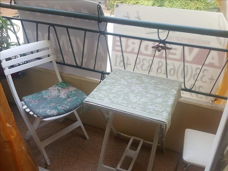 Sale apartment Menton 119000€ - Picture 2