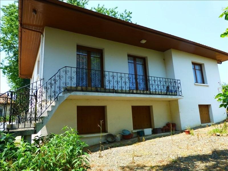 Vente maison / villa Labatut 90000€ - Photo 3