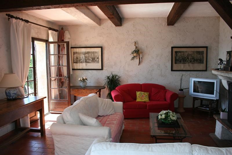 Vacation rental house / villa Les issambres 2 325€ - Picture 13