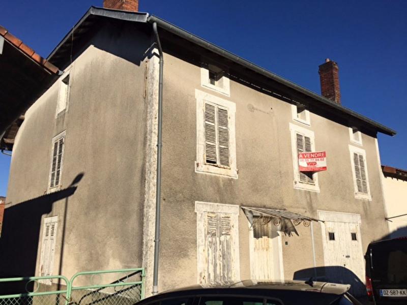 Sale house / villa Rochechouart 54600€ - Picture 1