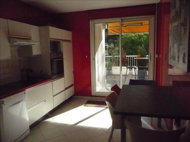Venta  apartamento Charbonnieres les bains 440000€ - Fotografía 4