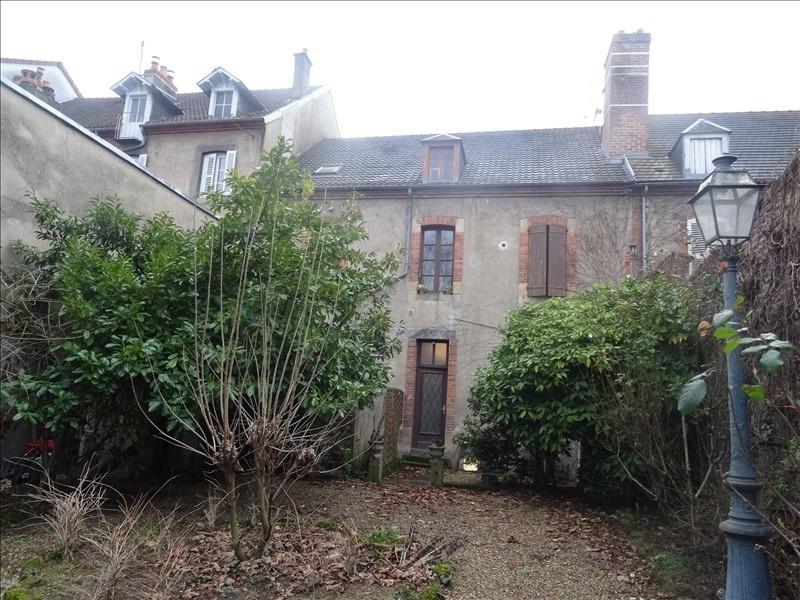 Produit d'investissement immeuble Moulins 165850€ - Photo 1
