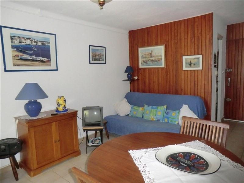 Sale apartment Argeles plage 89000€ - Picture 4