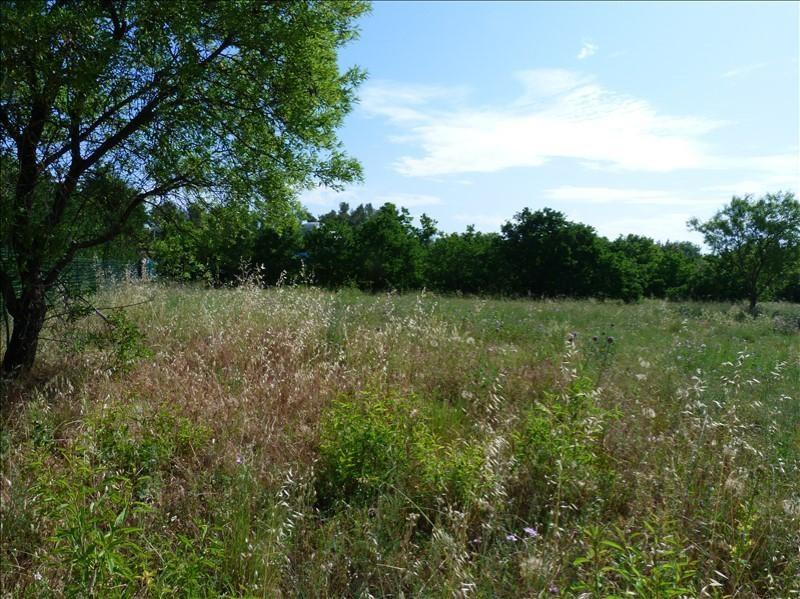 Verkoop  stukken grond Carpentras 111000€ - Foto 1
