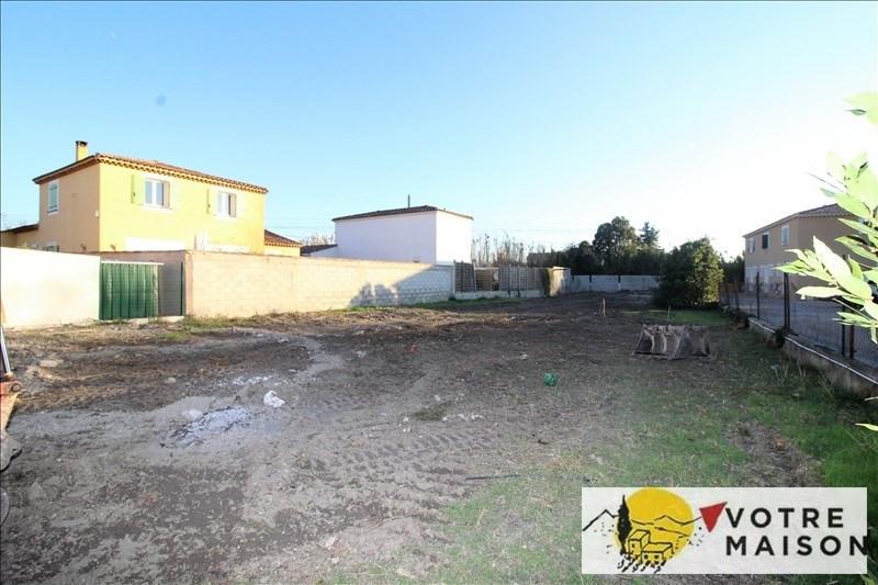 Verkoop  stukken grond Salon de provence 165000€ - Foto 1