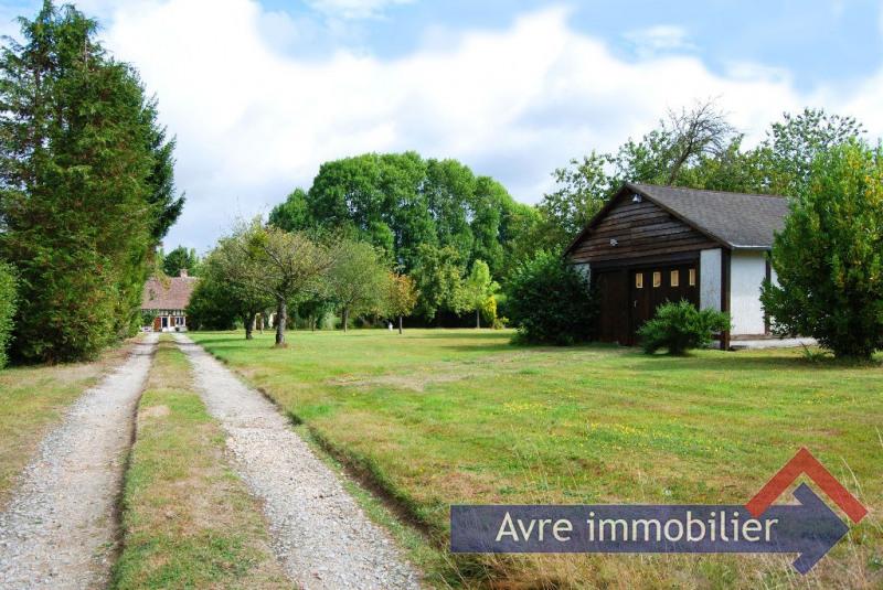 Vente maison / villa Verneuil d avre et d iton 211000€ - Photo 5