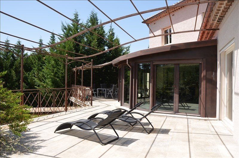 Deluxe sale house / villa Vallon pont d arc 613 600€ - Picture 13