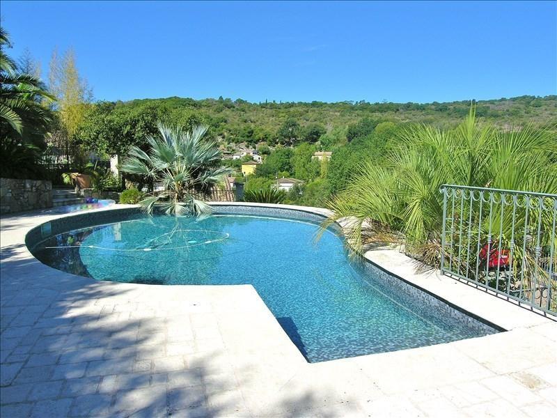 Deluxe sale house / villa Biot 715000€ - Picture 2