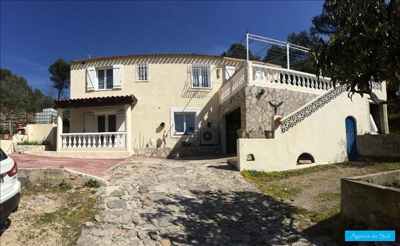 Vente maison / villa Peypin 425000€ - Photo 8