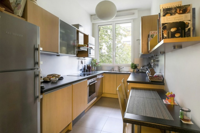 Vente de prestige appartement Boulogne-billancourt 750 000€ - Photo 5