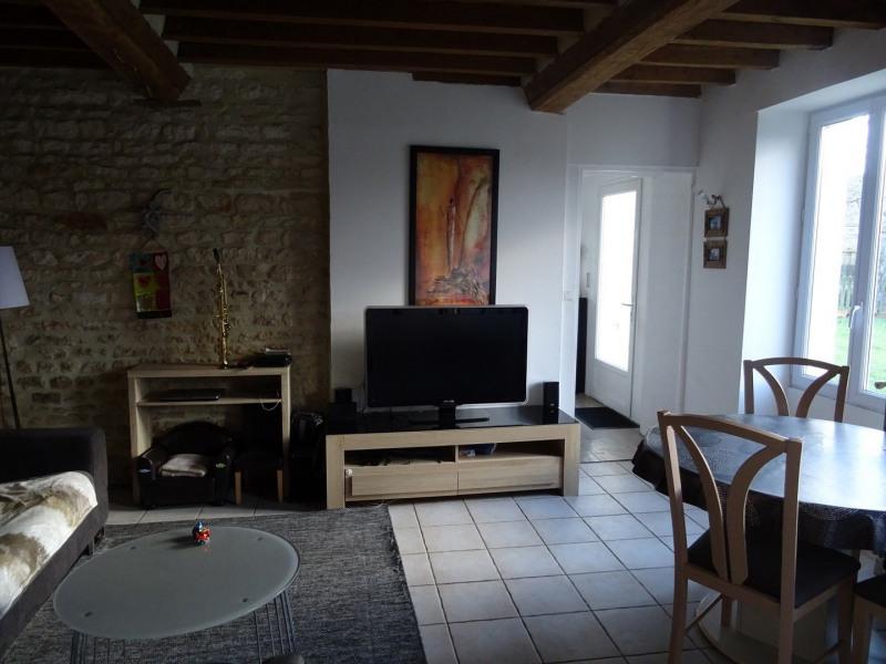 Sale house / villa Potigny 5 mns 134000€ - Picture 2