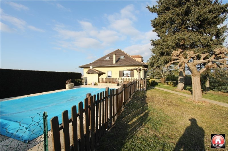 Vente maison / villa Lamonzie saint martin 342000€ - Photo 2