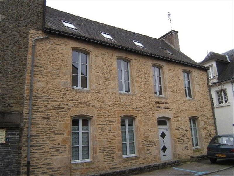Produit d'investissement immeuble Josselin 262500€ - Photo 1