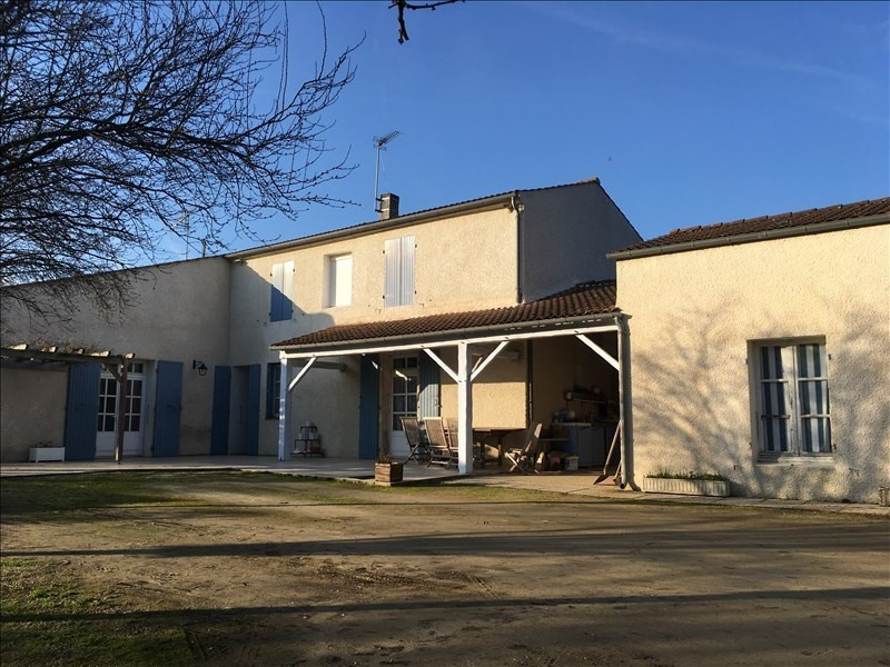 Vente de prestige maison / villa Nalliers 178500€ - Photo 1