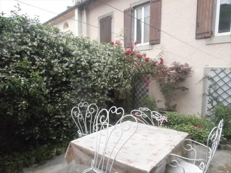 Vente maison / villa Mazamet 114000€ - Photo 1