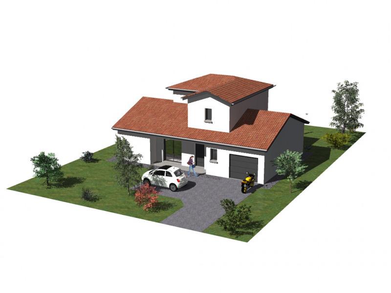 Maison  5 pièces + Terrain 600 m² Ambérieu-en-Bugey par MAISONS VALTREA
