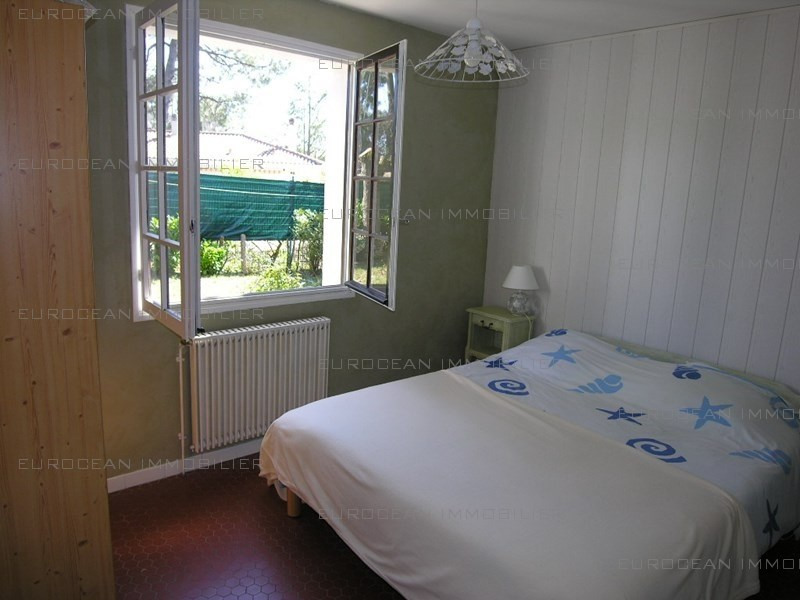 Vacation rental house / villa Lacanau 565€ - Picture 5
