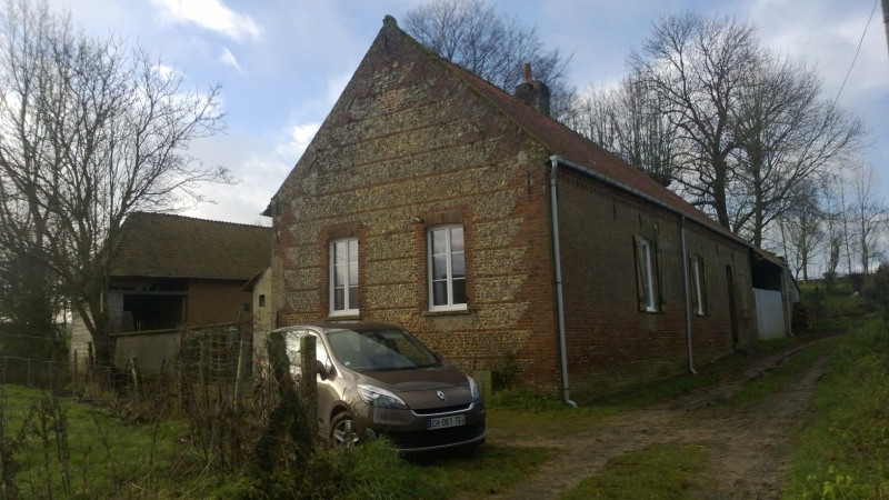 Rental house / villa Bomy 520€ CC - Picture 1