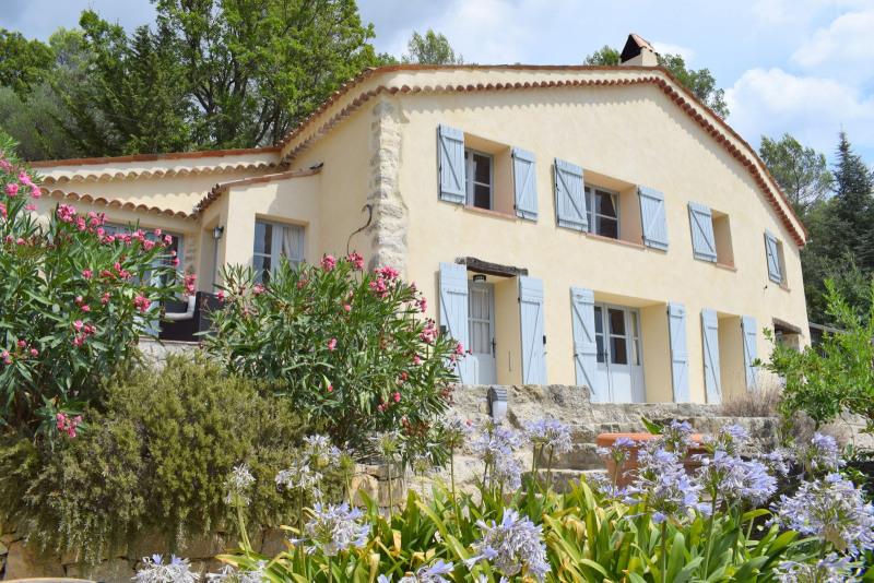 Immobile residenziali di prestigio casa Fayence 892000€ - Fotografia 4
