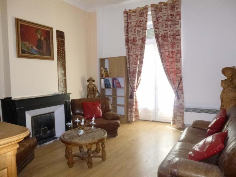 Vente appartement Sete 140000€ - Photo 1