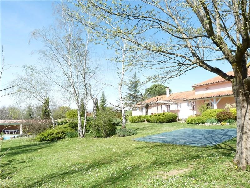Sale house / villa Pont du casse 364 000€ - Picture 1