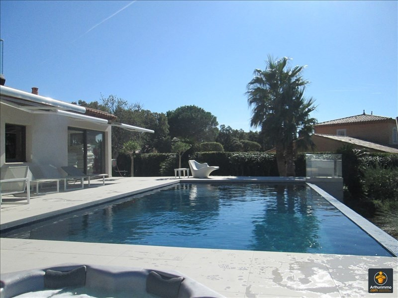 Deluxe sale house / villa Sainte maxime 1990000€ - Picture 5