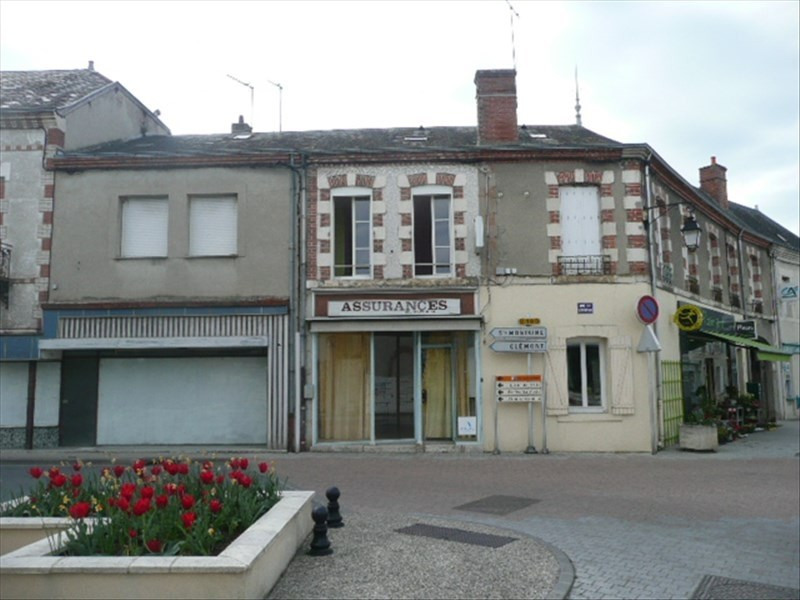 Vente immeuble Argent sur sauldre 45000€ - Photo 1