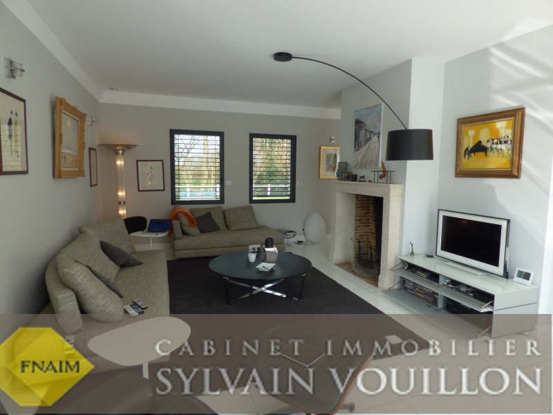 Verkauf von luxusobjekt haus Deauville 1490000€ - Fotografie 3