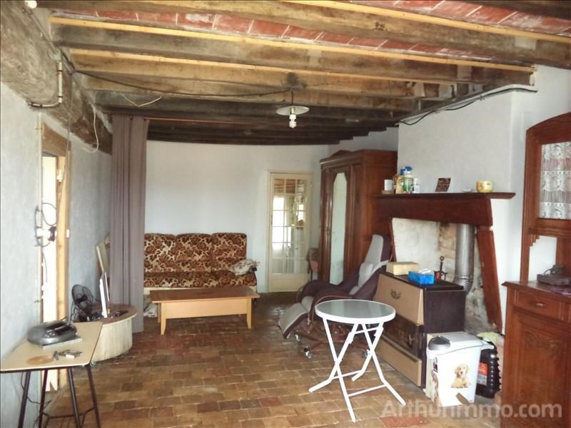 Vente maison / villa Menetou ratel 55000€ - Photo 2