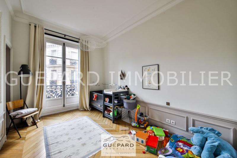 Vente de prestige appartement Paris 17ème 2789000€ - Photo 9