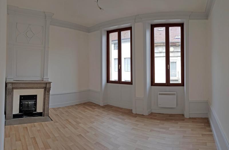 Rental apartment Nantua 505€ CC - Picture 5