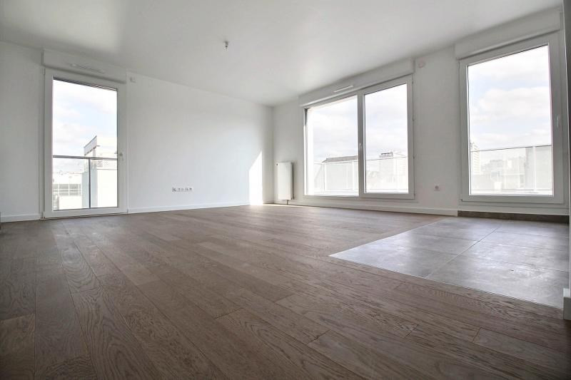 Deluxe sale apartment Issy les moulineaux 770 000€ - Picture 2