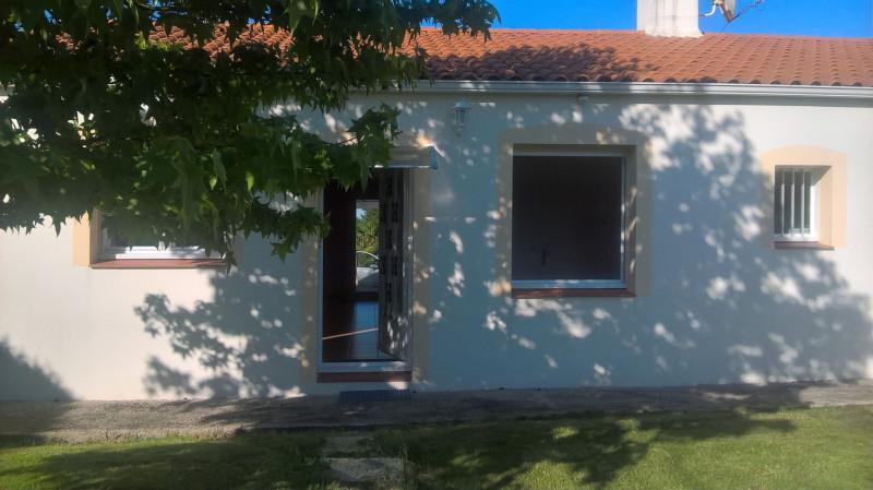 Sale house / villa La garnache 187200€ - Picture 2