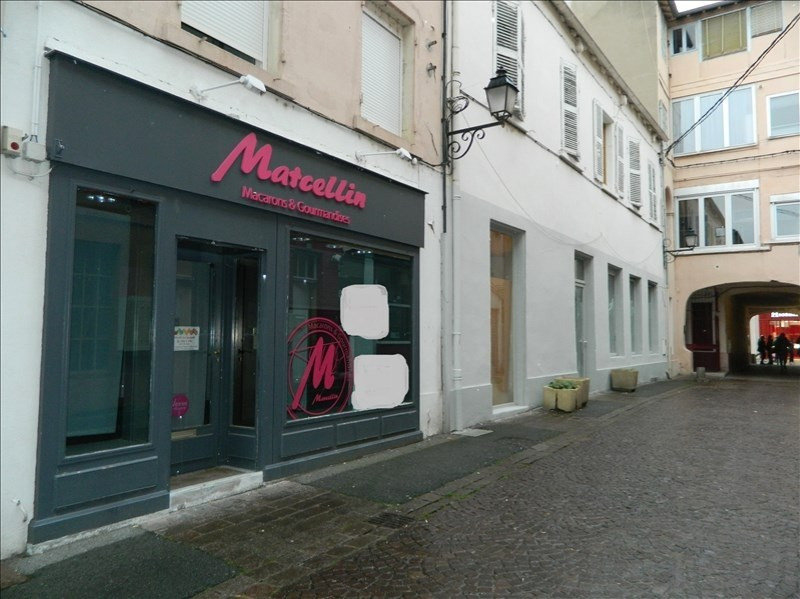 Location local commercial Roanne 475€ HT/HC - Photo 1
