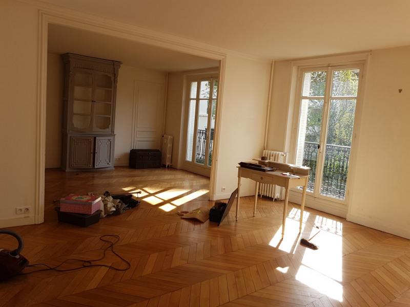 Rental apartment Paris 16ème 3700€ CC - Picture 2