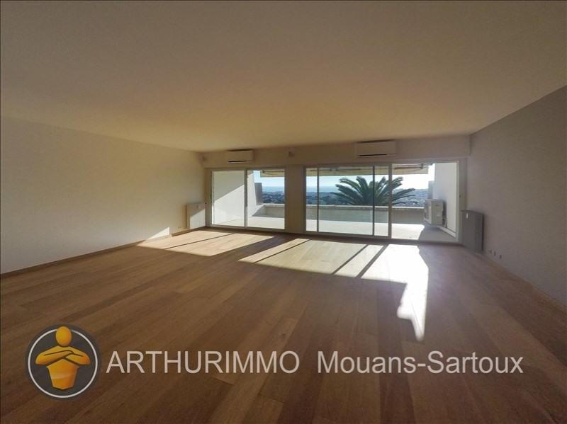 Vente de prestige appartement Le cannet 890000€ - Photo 2