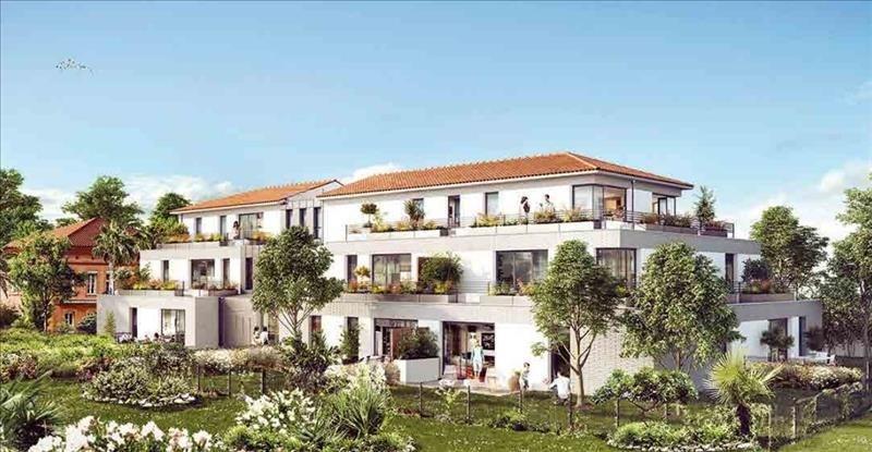 Vente de prestige appartement Toulouse 598500€ - Photo 8