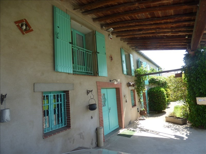 Sale house / villa Aussillon 228 000€ - Picture 1