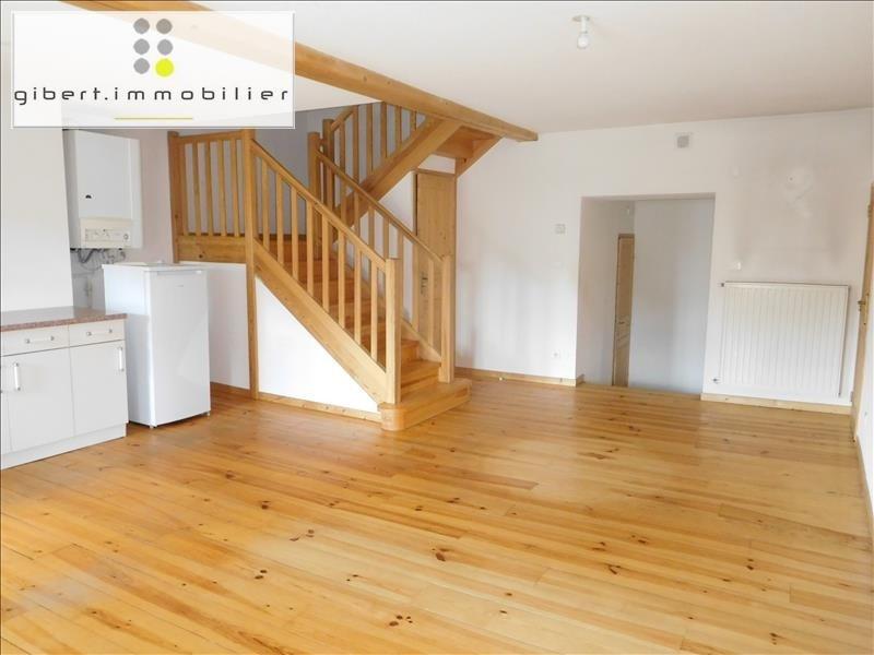Location appartement St paulien 471,79€ CC - Photo 1