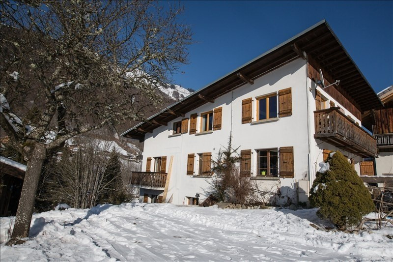 Sale apartment Montriond 249 000€ - Picture 1